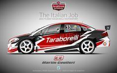 2015 Fiat Linea Super TC2000 on Behance