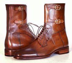 Nice Paul Parkman boots