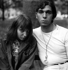 Diane Arbus - Girl and Boy (1965)