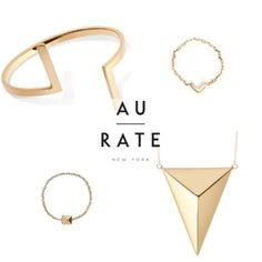 Products with a Cause: AUrate New York| Something Good