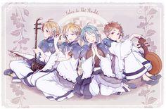 Star Images, Cartoon Games, Ensemble Stars, Anime Couples, Anime Guys, Anime Art, Idol, Princess Zelda, Kawaii