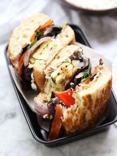 Picnic de playa: siete sandwiches que llenarán de sabor tus días junto al mar | Trendencias | Bloglovin'