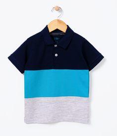 Camiseta polo infantil  Manga curta  Com recortes  Marca: Póim  Tecido: Piquet     COLEÇÃO INVERNO 2016     Veja outras opções de    polos infantis.          Póim Menino     Sabemos que de 1 a 4 anos de idade, o que vale é o gosto da mamãe. E pensando nisso, a Lojas Renner, possui a marca Póim, com macacão, camisetas, camisas, calça jeans e muito mais outros produtos cheio de estilo, tudo com muita informação de moda e tendências para os baixinhos!