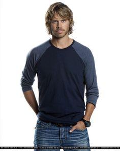 Eric Christian Olsen, who plays Deeks on NCIS: Los Angeles.