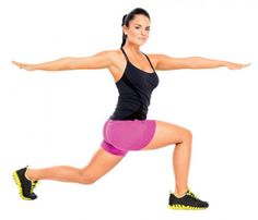 6 leg exercises that burn thigh fat