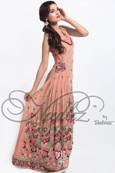 Needlez By Shalimar Latest Party Wear Collection 2014 For Girls