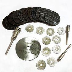 25mm Diamond Profile Wheel Brazed Router For Marble Granite Rock Rotary Tool