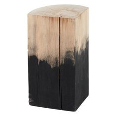 Salvaged Table - contemporary - side tables and accent tables - CB2