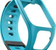 Tomtom Runner 2 straps TomTom Remienok k hodinkám Runner 2 a Spark Hlbinná modrá (S)