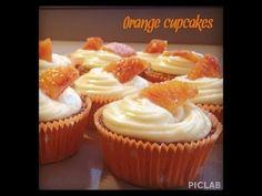 Cupcakes de naranja fáciles y deliciosos, receta paso a paso