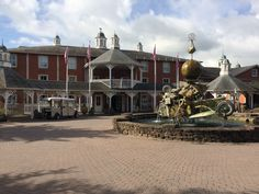 The Alton Towers Hotel