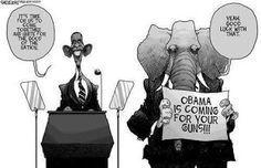 New Trajectory: Pro-Gun Responses To The Umpqua Shooting: Part II -- Politicians Weigh In, Democrats vs. Repubicans