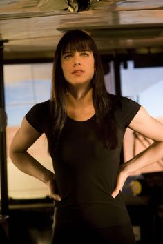 Christina - Michelle Ryan - Doctor Who, Planet of the Dead 11/04/2009