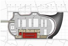"Renzo Piano designs glass ""organic creature"" to home Pathé Foundation | Architect Lover"