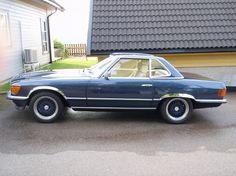 Mercedes-Benz SL 350 SL 1972, 210 000 km, kr 78 000,- -