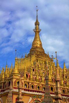 Thanboddhay Pagoda