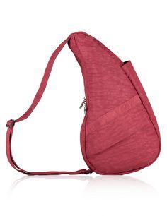 Textured Nylon Chili S   The Healthy Back Bag