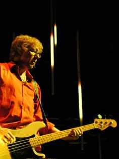 Mike Mills of R.E.M