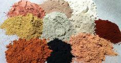 კოსმეტიკური თიხა - სახის და რეცეპტების სახე, სხეული და თმისთვის - Confetissimo - ქალთა ბლოგი Herbs, Herb, Medicinal Plants