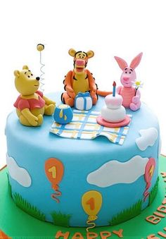 Are you planning a party for your little one's first birthday? Your baby won't remember it of course, but your first year as a parent is definitely worth celebrating! From Winnie the Pooh to Beatrix Potter, we've rounded up some fab ideas for first birthday cakes from Pinterest: Love baking? Join our Create A Cake… Read more »