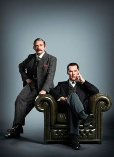 Sherlock fans will undoubtedly be looking forward to Benedict Cumberbatch and Martin Freeman as the sleuthing duo in the one-off special episode that has the detective double-act stepping back into Victorian times. Previously Sherlock creator Steven … Sherlock John, Sherlock Poster, Sherlock Holmes, Benedict Sherlock, Sherlock Season 4, Sherlock Series, Moriarty, Sherlock Cumberbatch, Sherlock Fandom