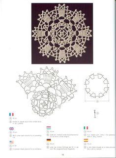 Gallery.ru / Фото #12 - DMC. Creations Crochet D'or - metelica-hobby