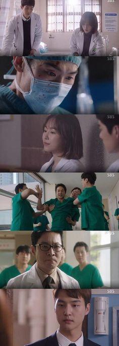 [Spoiler] Added episode 5 captures for the #kdrama 'Romantic Doctor Teacher Kim'