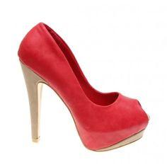 De Valentine's day fii fermecatoare cu Matar.ro! Cumpara-ti pantofi!     Be stunning for Valentine's day! Buy shoes from Matar.ro!