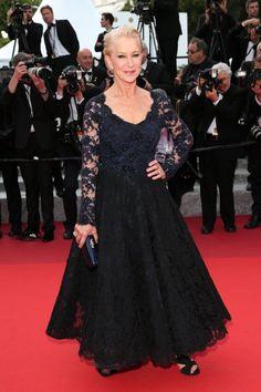 Pin for Later: Ne Manquez Pas un Seul des Looks Vus au Festival de Cannes Jour 8 Helen MIrren