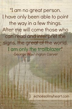 """George Washington Carver Quotes George Washington Carver Quote """"Start Where You Are With What You ."""