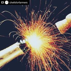 Happy New Years everyone! #Repost @chefsforfarmers  Happy New Year's everyone! We all hope you have a super fun safe and delicious holiday! #newyear #party #bubbles #happynewyear #celebrate #specialmoments #goodtimes #bye2016 #hello2017 #champagnelife #celebrate #partysafe #Lifestylist List #DallasDweller