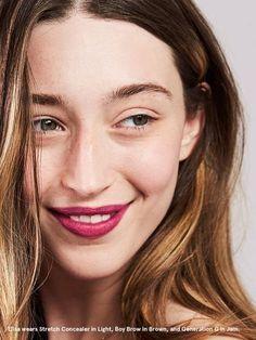 Matte Lipstick - Generation G | Glossier Crush and Jam ones