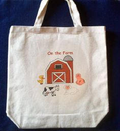 On the Farm Literacy Bag