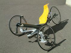 trike in leaning position !  www.curve-bike-engineering.com