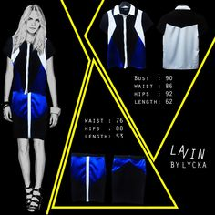 Lavin by Lycka women fashion collection, follow out instagram @lavinbylycka and get discount