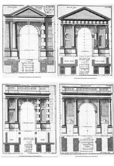 400 Antique Architecture Architectural ornament Design  #RocketbrainCDROM