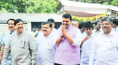 #BJP wins trust vote in #Maharashtra, #NCP helps http://goo.gl/Skg0m2   #Mumbai: BJP Chief Minister Devendra Fadnavis won the confidence motion in Maharashtra assembly on Wednesday through a voice vote.Shiv Sena voted against BJP while Sharad Pawar's NCP remained silent to abstain from the vote.