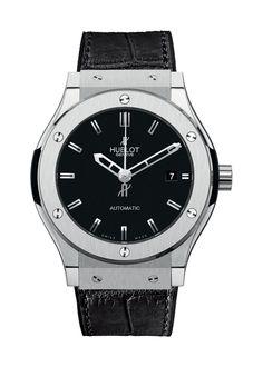 Classic Fusion Titanium Automatic watch from Hublot