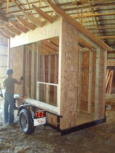 Construction Photos | Oxbow Studio LLC - Milwaukee Design Build: Custom Furniture, Sculpture, Interiors, Design