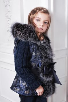 515e4d2cf1ce 256 Best Kids in Fur images in 2018 | Kids fashion, Baby girl ...