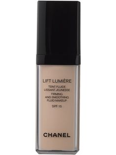 Chanel Lift Lumi�re Firming and Smoothing Fluid Makeup SPF 15 Review: Makeup: allure.com