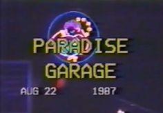 *paradise**garage*