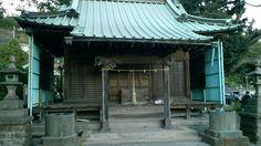 北鎌倉の八雲神社