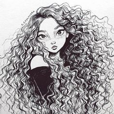 Curls, by cassandracalin!