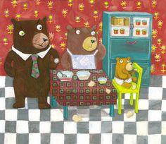 Ilustraciones Infantiles Jo Brown