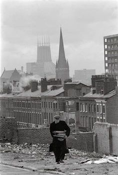 Don McCullin - Liverpool 1978 Liverpool History, Liverpool Home, Documentary Photographers, Famous Photographers, War Photography, Street Photography, London Photos, Iconic Photos, Photo Report