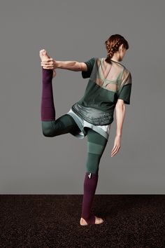 Adidas by Stella McCartney Fall 2016 Ready-to-Wear Fashion Show