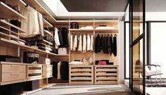 Walk In Closets / Wardrobe Design : 33 Exceptional Ideas