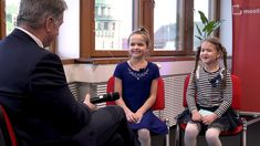 Finland, Presidents, Interview, Children, Youtube, Young Children, Boys, Kids, Youtubers