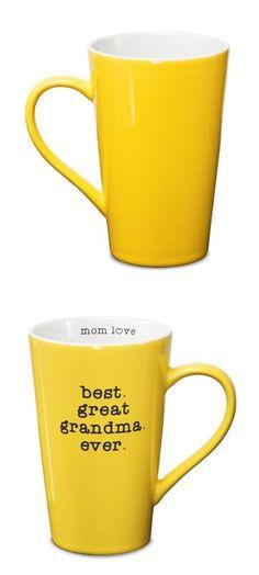 Pavilion Gift Company 14017 Stoneware Mug, Best Great Grandma Ever